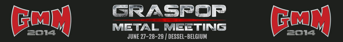 27-28-29th June 2014 - GRASPOP 2014 - Dessel - BELGIUM